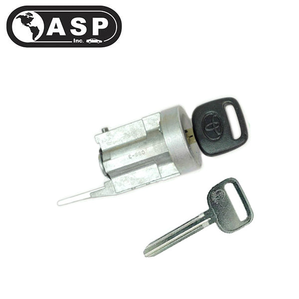 1998-2002 Toyota Corolla RAV4 Geo Prizm / 8-Cut / TR47 / Ignition Lock Cylinder / Coded / C-30-153 (ASP)