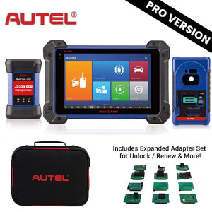 Autel - MaxiIM IM608 PRO - Auto Key Programmer & Diagnostic Tool w/ IMKPA Accessories for Renew / Unlock (US & Puerto Rico Version) - PRE-ORDER