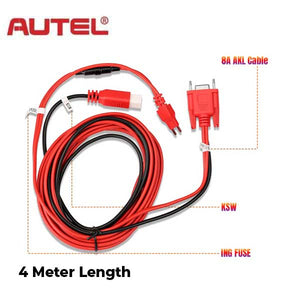 Autel - Toyota 8A Blade Connector Cable - (All Keys Lost) AKL Kit