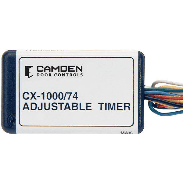 Camden CX-1000/74 - MicroMinder - Ultra Compact Adjustable Timer - 12/24V AC/DC