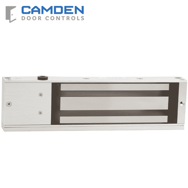 Camden CX-91S-12 - Single Door Surface Mount Mag Lock - 1200 lb Holding Force - 12/24 VDC - UL/ULC Listed