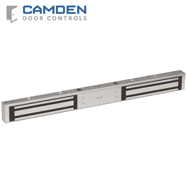 Camden CX-92S-06 - Double Door Mag Lock - 600 lb Holding Force - 12/24 VDC - UL/ULC Listed