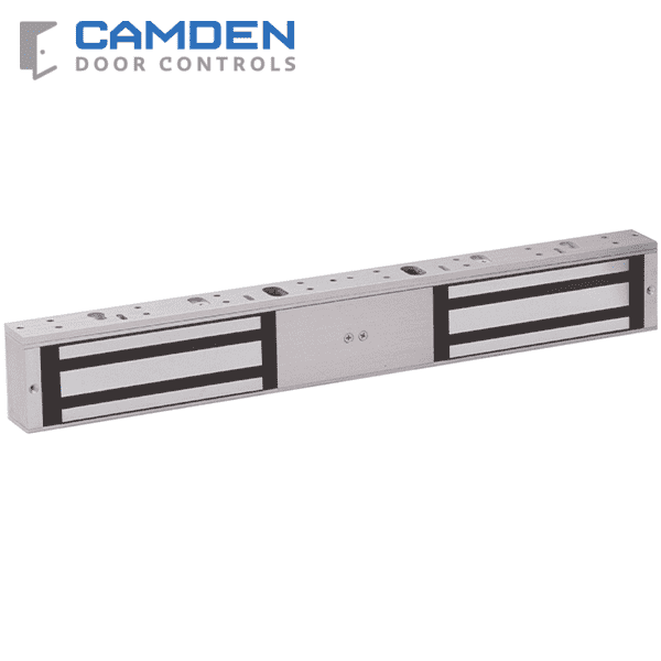 Camden CX-92S-12 - Double Door Mag Lock - 1200 lb Holding Force - 12/24 VDC - UL/ULC Listed