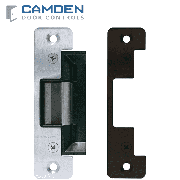 Camden  CX-ED1379 - Universal Narrow Stile Grade 1 Electric Strike  - Safe/Fail Secure - 12/24V AC/DC