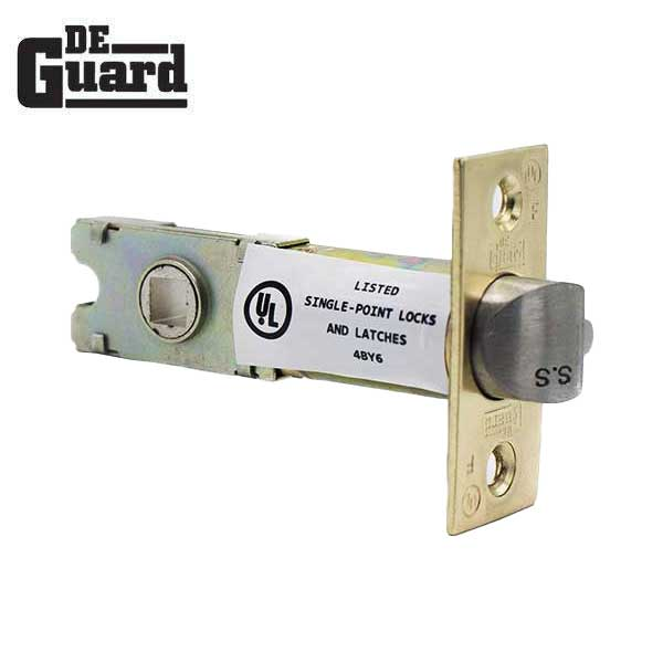 Premium Combo Lockset - Polished Brass - Entrance - Grade 3 - SC1
