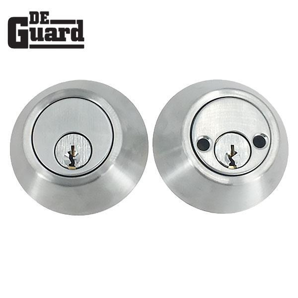 Premium Commercial Double Cylinder Deadbolt – 26D – Satin Chrome – SC4 – Grade 2