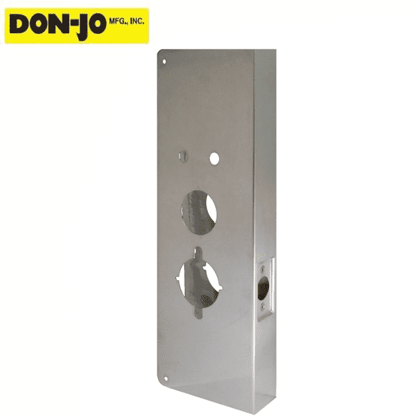 Don-Jo - Wrap Around - Silver (DNJ-27-CW-S)