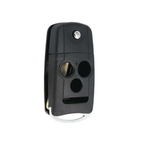 2007-2014 Acura / 4-Button Flip Key SHELL for MLBHLIK-1T and  OUCG8D-439H-A