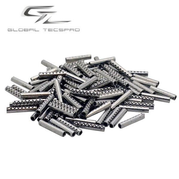 100 x Roll Pins - 1.6 x 9.0 mm for Flip Key Remotes (Bundle of 100) (GTL)