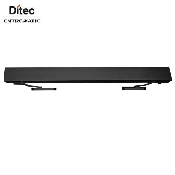 "Ditec - HA9 - Full Feature Door Operator - Double PUSH Arm - Non Handed - Black - 75"" For Double Doors"