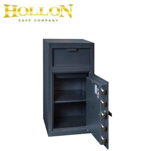 Hollon -  Depository Safe - FD-4020E - Black