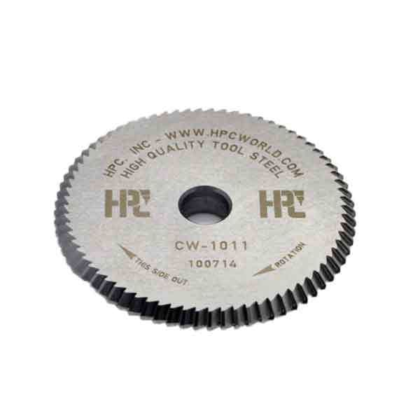 HPC - CW-1011 Cutter for HPC Key Machines (90º Small Cylinder)
