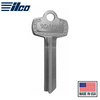 1A1C1 - BEST C Key Blank - 6 or 7 Pin - ILCO