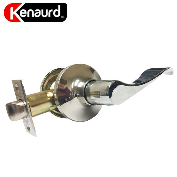 Premium Leverset Handle Lock - Passage - BC- Bright Chrome