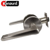 Premium Leverset Handle Lock - Passage - SN - Satin Nickel