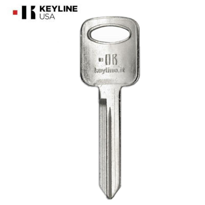 Keyline H75 Ford / Lincoln / Mercury / Mazda  Metal Key (KLN-BH75)