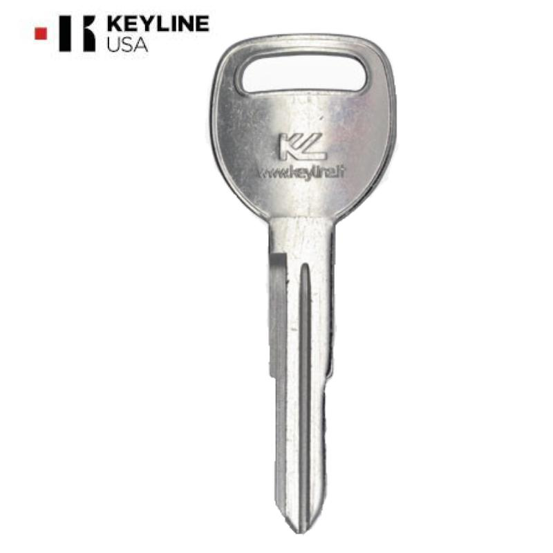 Keyline Honda / Acura HD103 / X214 Mechanical Metal Key (KLN-BHD103)