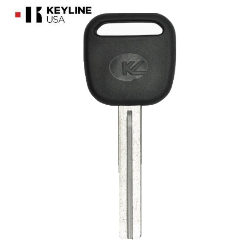 Lexus / Mazda / Kia BLXP90-P / High Security Long Blade / Plastic Head Key Blank (KLN-BLXP90-P)