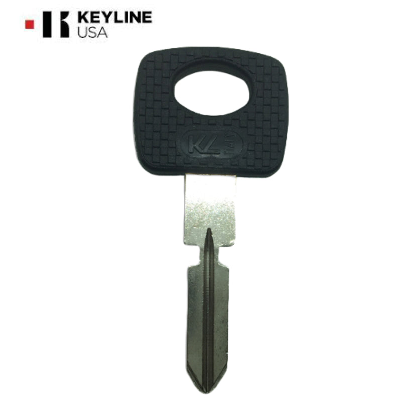 S48HF-P / HU39P-SI Mercedes Benz High Security / Mechanical Key (KLN-BS48HF-P)