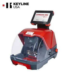 Keyline - GymKana 994 - All In One Code Cutting Machine w/ FREE Vehicle Mount Bracket