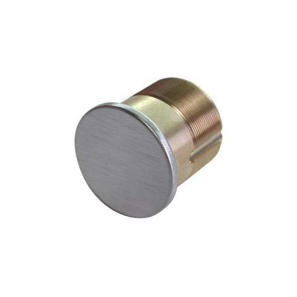 "Premium Dummy  Mortise Cylinder - 1"" - 26D - Satin Chrome"