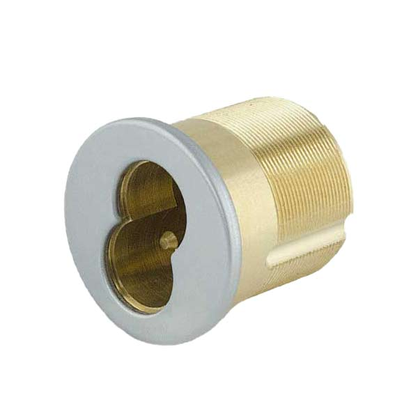 IC Core Mortise Cylinder Housing - 6 Pins