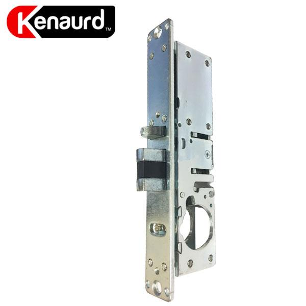 "Narrow-Stile 1-1/8"" Latch Lock Body - Faceplate"