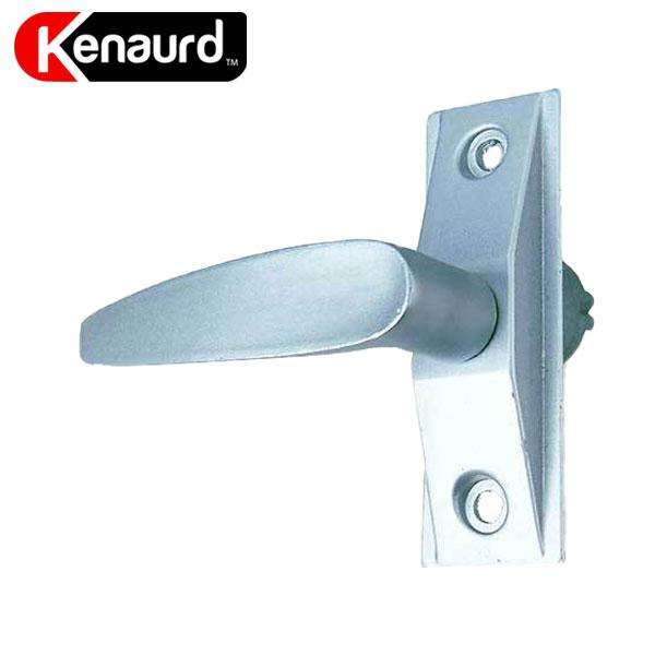 Narrow-Stile Lever Handle - AL Finish - (LH or RH )