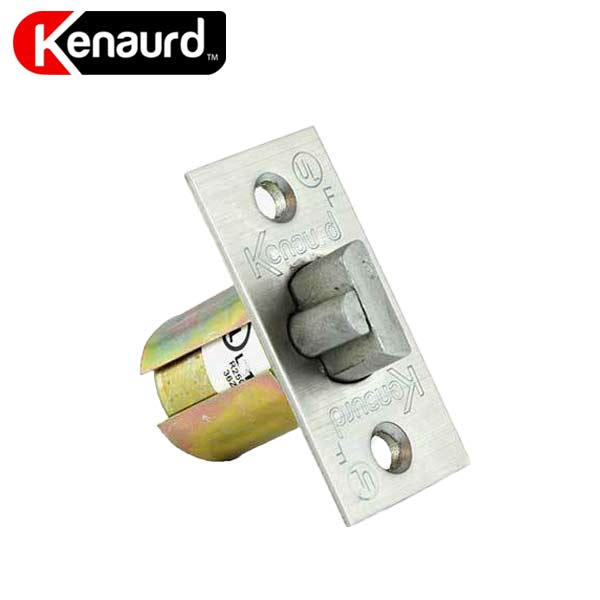 "Latch For Leverset or Knobset - 60MM / 2-3/8"" BACKSET"