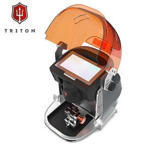 Triton - Automatic Key Cutting Machine - One Machine For All Keys