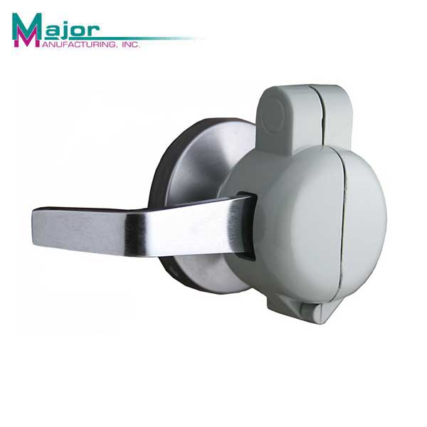 Major Mfg - KEE BLOK - Lever Handle Lock Out Device - KA - Aluminum Finish