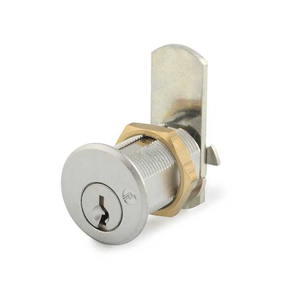 "Olympus - DCN - Cam Lock - 1-3/16""- N Series National - 26D - Satin Chrome - KA 101 - Grade 1"