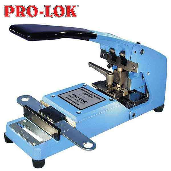 Pro-Lok - BP201ARFC - Arrow Flex - Classic Blue Punch Key Machine