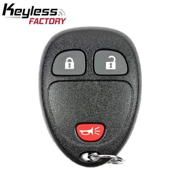 GM 2007-2017 / 3-Button Keyless Entry Remote / OUC60270 / (R-GM-302)