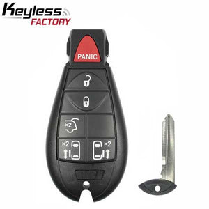2008-2017 Chrysler / Dodge / VW /Jeep  / 6-Button Fobik / M3N5WY783X / (RK-CHY-FBK-6)