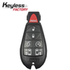 2008-2018 Chrysler Dodge VW / 7-Button Fobik Key / M3N5WY783X (RK-CHY-FBK-7)
