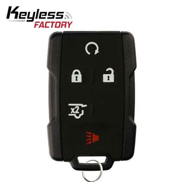 2015-2019 GM / 5-Button Keyless Entry Remote / PN: 13580081 / M3N32337100 (RO-GM-7105)