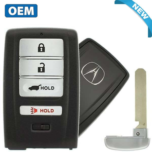 2014-2019 Acura MDX RDX / 4-Button Smart Key / PN: 72147