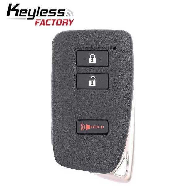 2015-2019 Lexus / 3-Button Smart Key / HYQ14FBA / AG Board 2110 (RSK-LEX-32110)