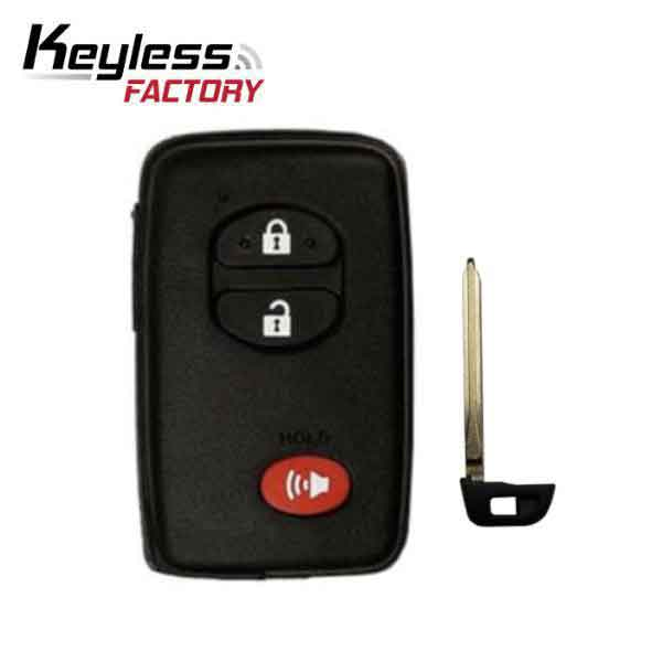 2009-2018 Toyota Prius / 4Runner / 3-Button Smart Key / PN: 89904-47230 / HYQ14ACX / GNE Board (RSK-TOY-CX3 )