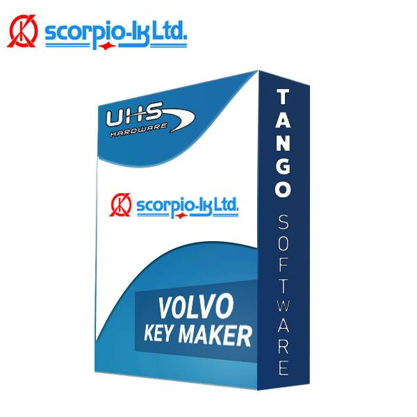 TANGO: Volvo Key Maker Software Activation