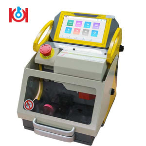 SEC-E9 Automatic Key Cutting Machine - Android Tablet Version - FREE T-Ninja 1000 Key Programmer
