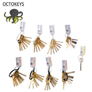 OCTOKEYS - GM 10 Cut Laser Key Try Out Key System