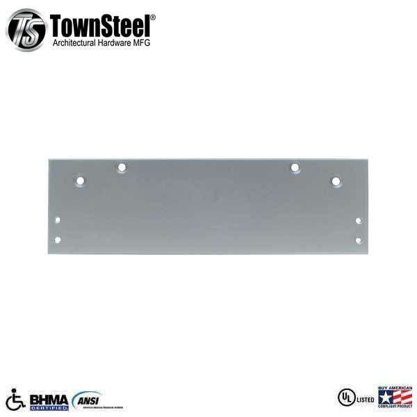 TownSteel - Drop Plate for TDC90 Door Closer - Aluminum