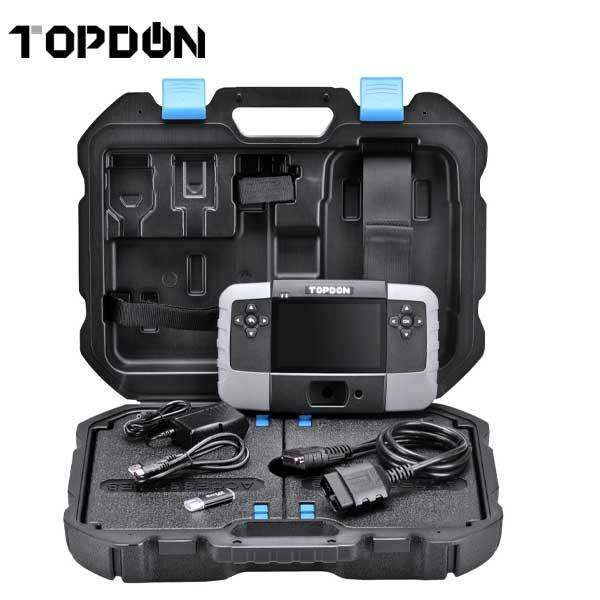 TOPDON - T-Ninja 1000 - OBD Automotive Key Programmer  - FREE CDJ Cable + 5 Smart Keys