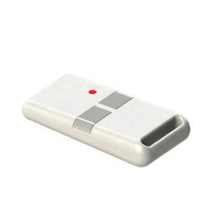 Trine 018-4 Wireless Transmitter Two Button Transmitter - White