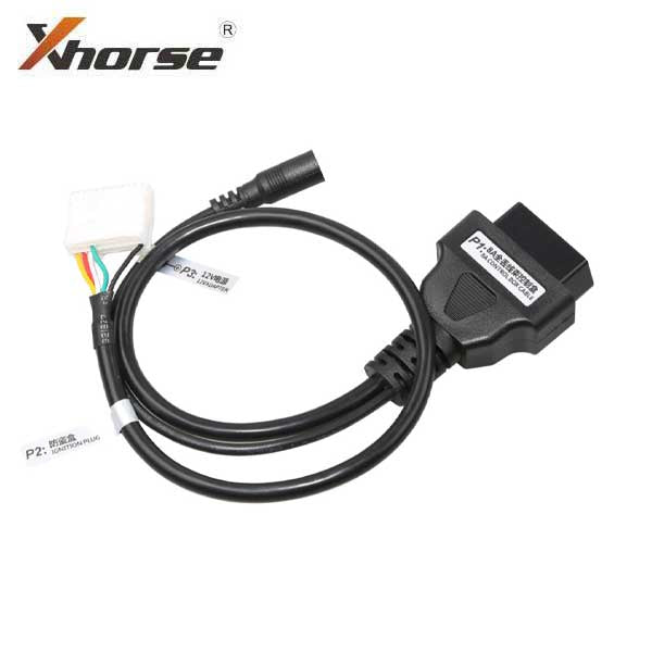 Xhorse - Toyota 8A Non-Smart Key  - All Keys Lost Adapter Via OBD