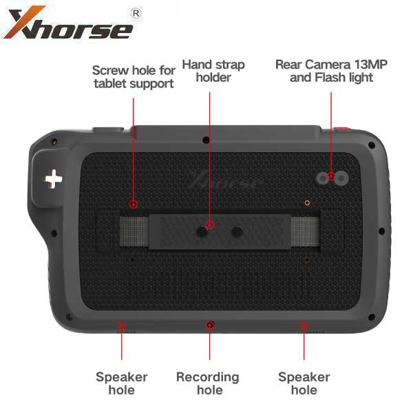 Xhorse - VVDI Key Tool PLUS Tablet - All In One Key Tool - ADVANCED PACKAGE