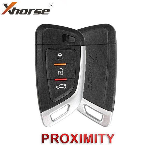 Knife Style / 3-Button Universal Smart Key w/ Proximity Function for VVDI Key Tool (Xhorse)
