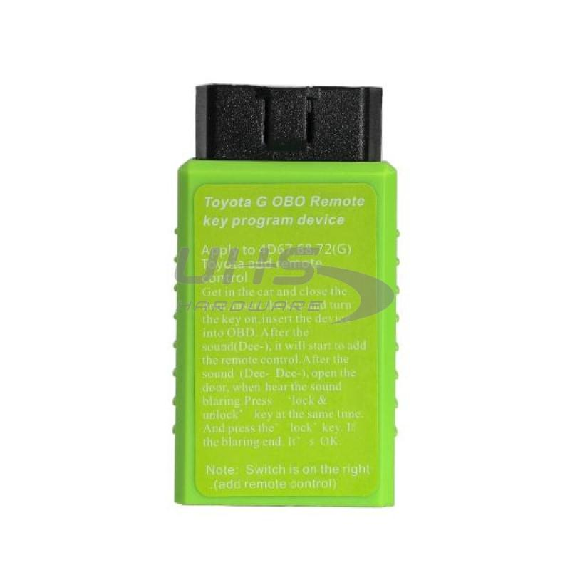 Toyota G & H Chip OBDII Programming Dongle / Remote & Transponder Programming